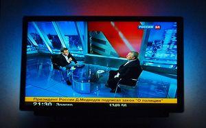 изображение с DVB-T приставки